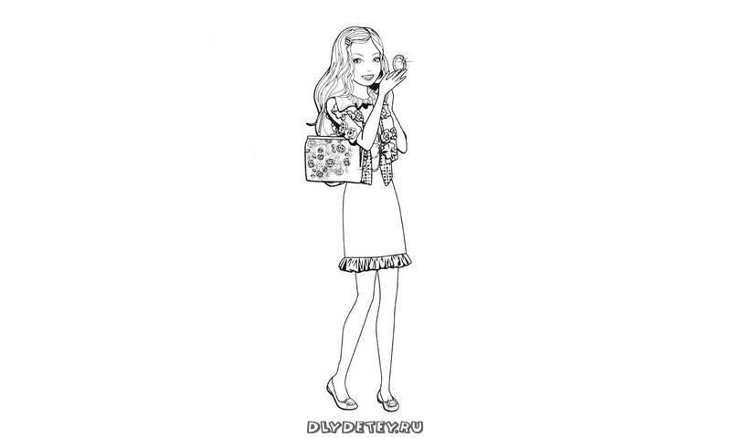 Барби